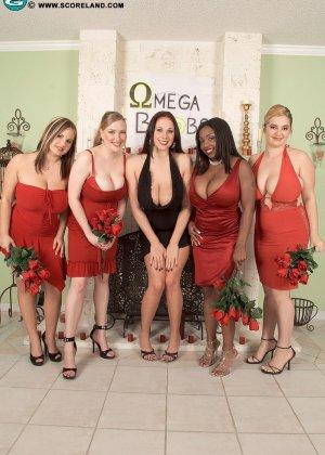 Gianna Rossi, April Mckenzie, Gianna Michaels, Panther, Sabina Leigh, Tera Cox - Галерея 3442375