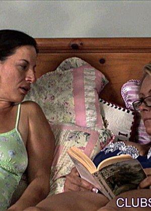 Лесбийский секс пожилых любовниц