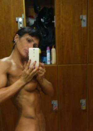 Фитнесс модель Наталиа Гарсиа