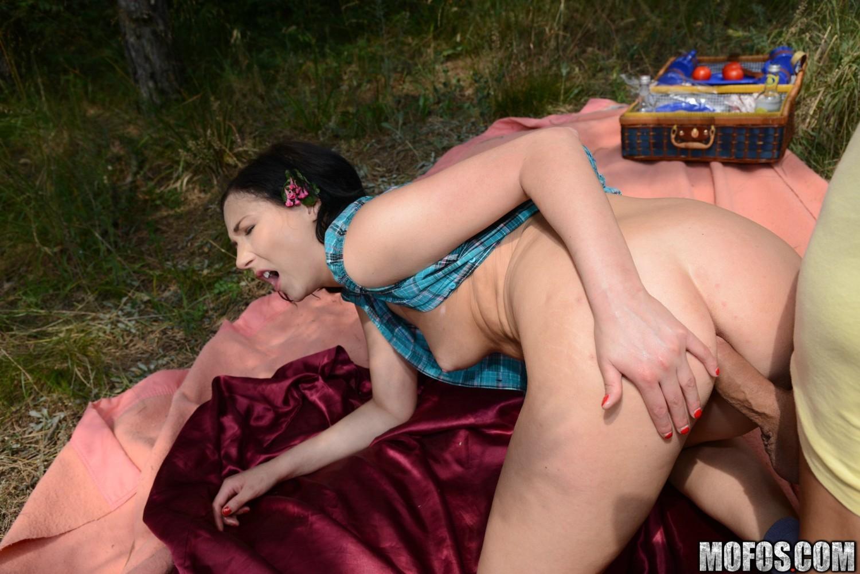 Анальный секс - компиляция 7