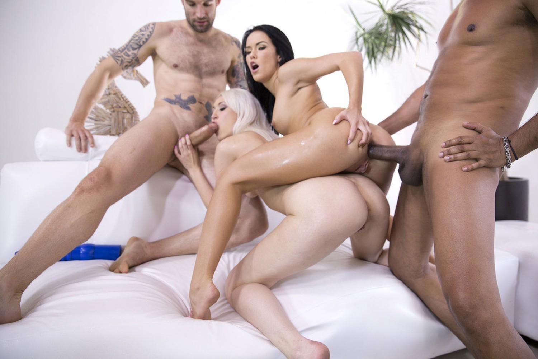 Анальный секс - компиляция 20