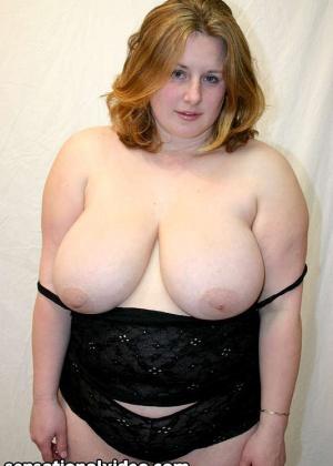 Голые крупные женщины - компиляция 2