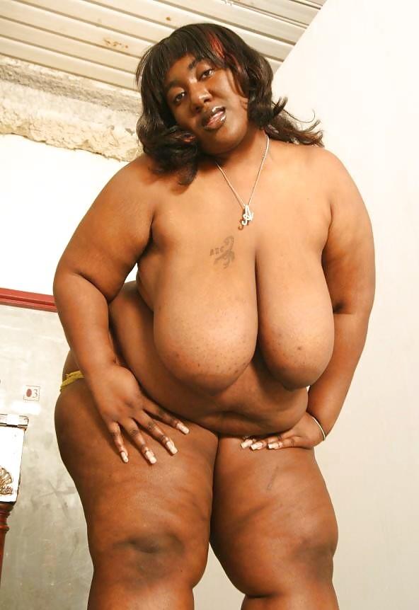 толстые негритянки голые секс