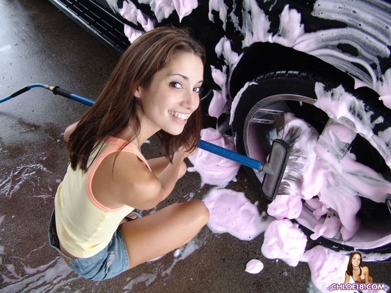 Моют машины - Фото галерея 602365