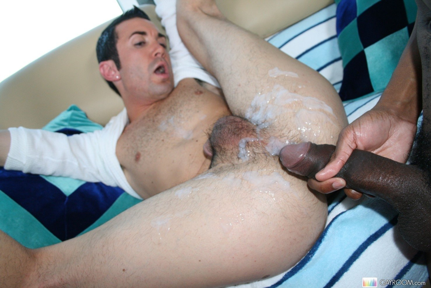 extreme gay rough bareback fuck breed and seed