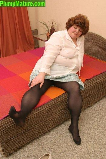 Толстая зрелая женщина - Фото галерея 268976