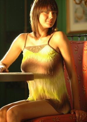 Шикарная грудь Люси