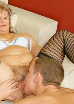Сексуальные зрелые женщины - компиляция 15