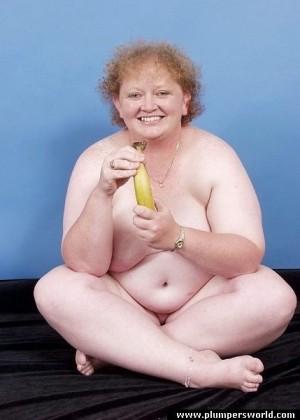 Вы думаете, толстуха съест банан? Как бы не так!