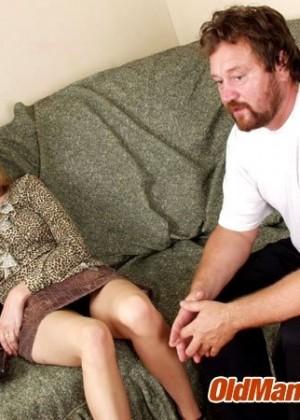 Секс с пожилым мужчиной - Фото галерея 274977