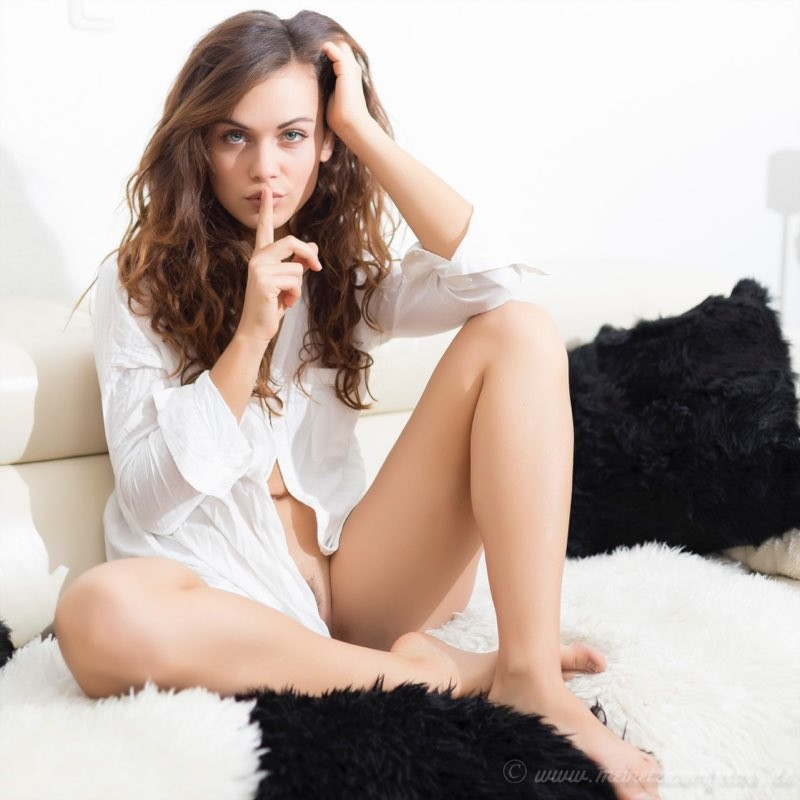 Милая чешская модель Сабина