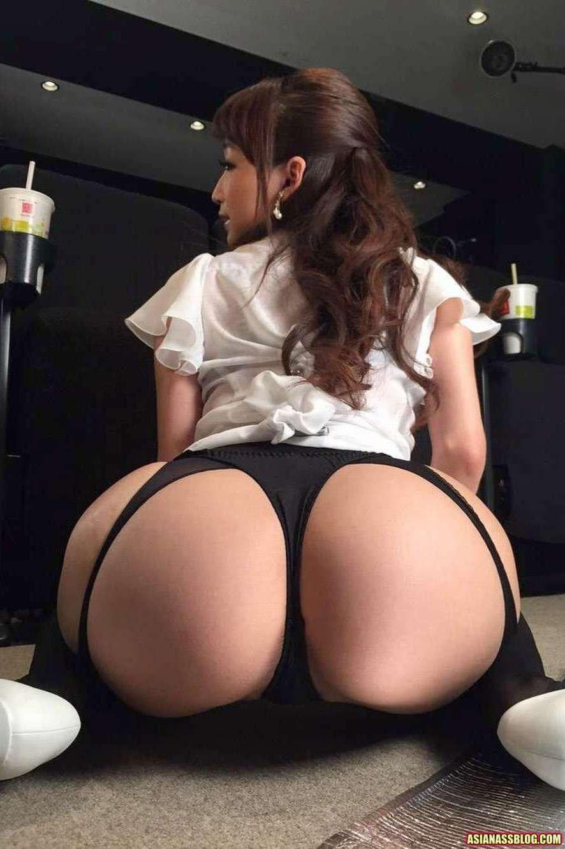 Порно жопы японок
