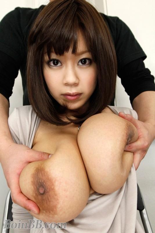 Очень грудастые японки