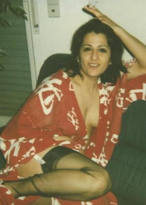 Ретро фото турецкой жены