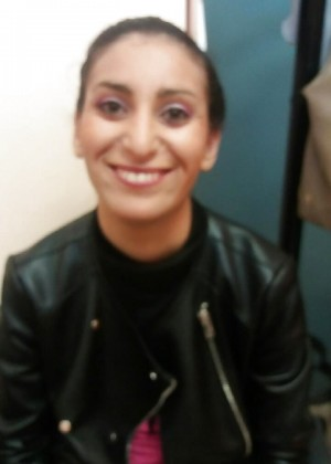 24-летняя француженка арабского происхождения