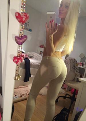 Сексуальные финские блондинки