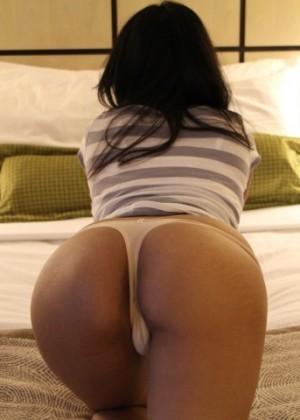 Секс втроем с азиатской домохозяйкой из Канзаса