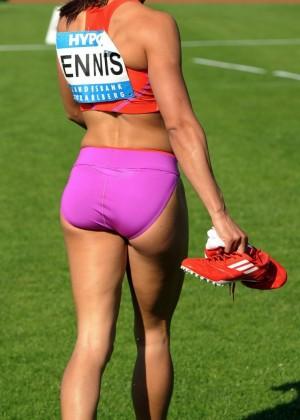 Британская легкоатлетка Джессика Эннис Хилл
