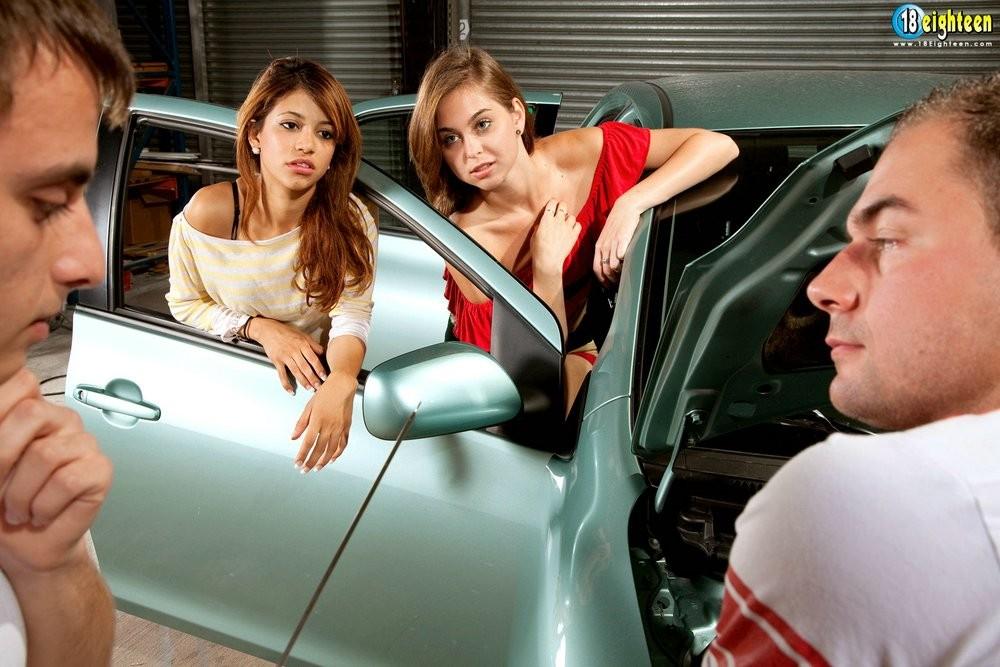 Barbie Bree, Riley Reid, Paige Riley - Галерея 3449624