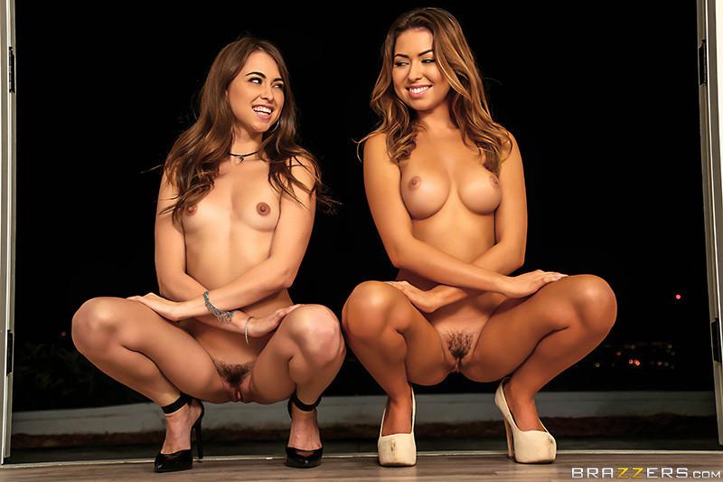 Melissa Moore, Riley Reid - Галерея 3497077