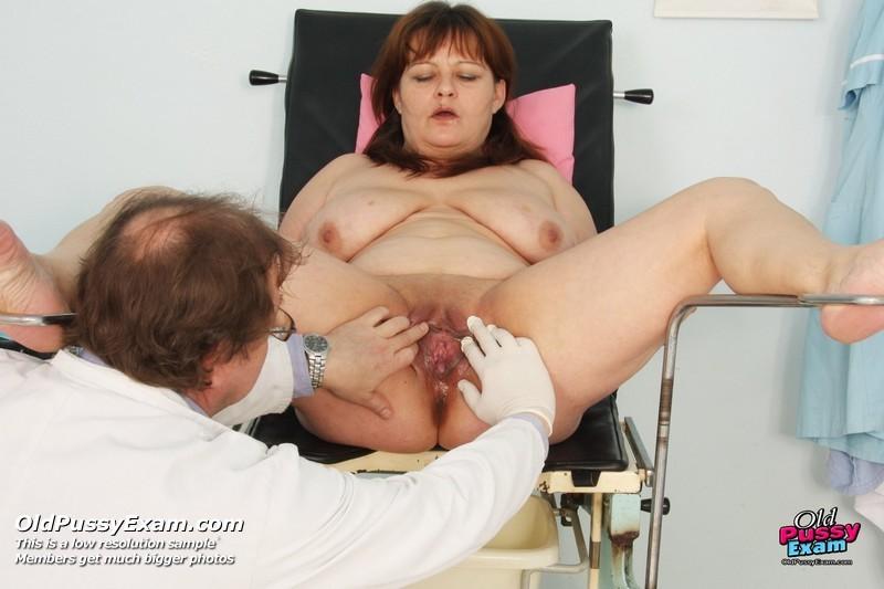 у жирная гинеколога шлюха