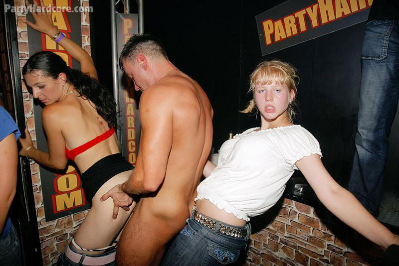 Секс в московских ночных клубах