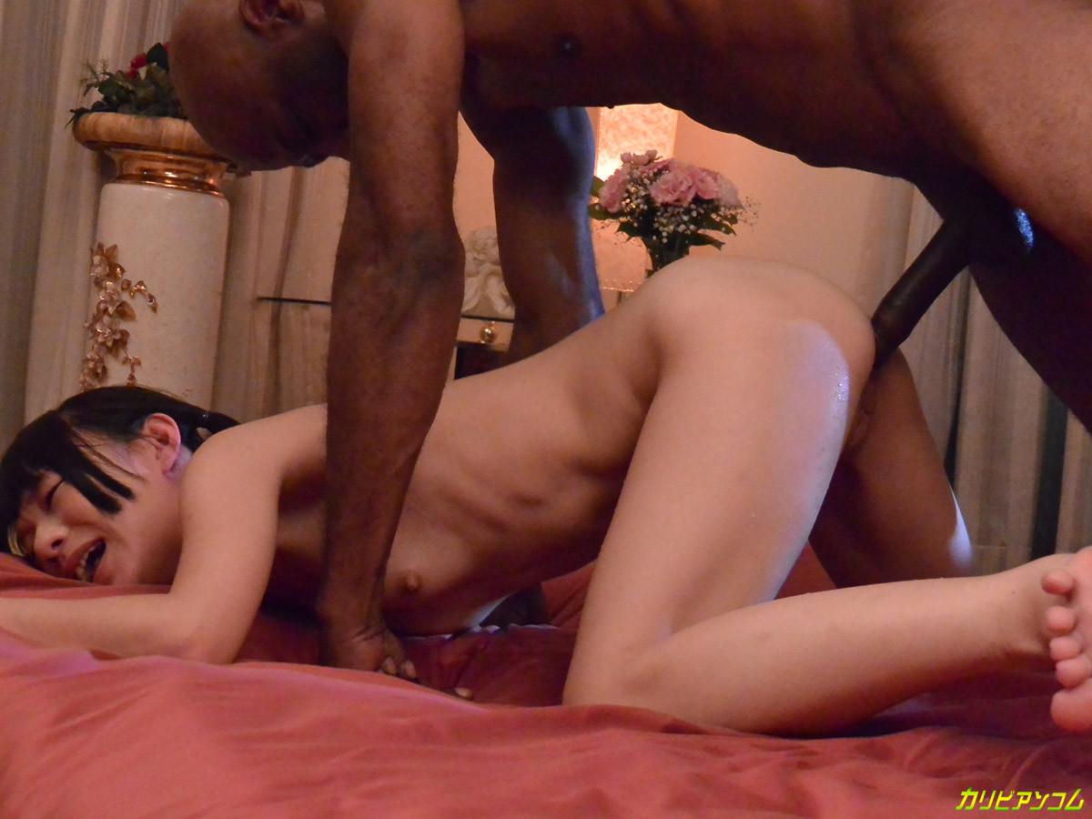 Порно японки с нигером