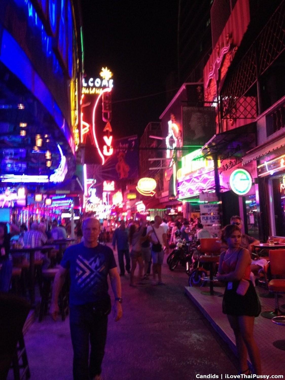 Среднестатистическая блядь из Таиланда