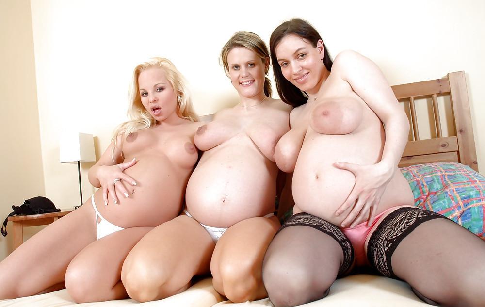 Лесби порно с беременными бесплатно
