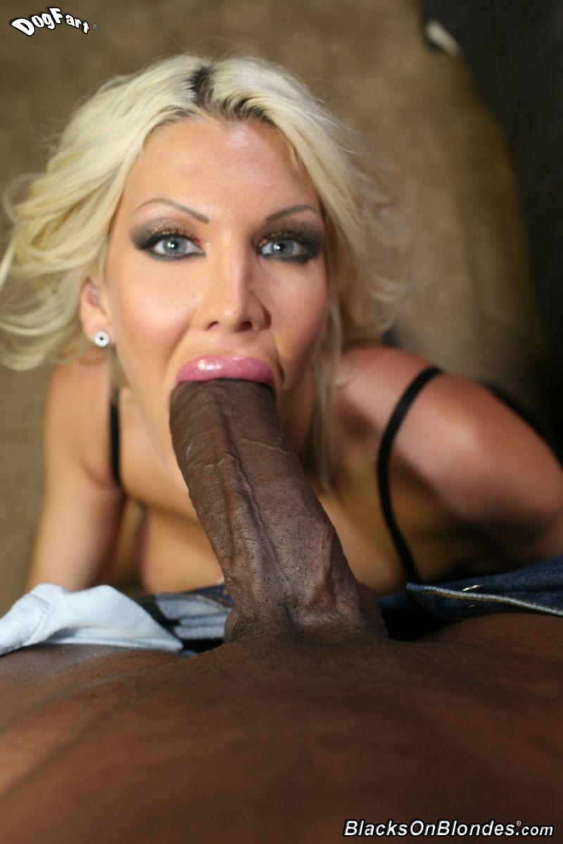 Блондинка делает растяжку, чтобы черный огромный хуй проник как можно глубже в ее розовую вагину, Мишель МакЛарен в межоассовом порно