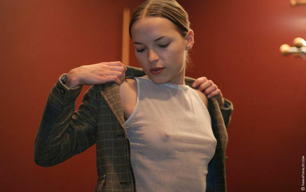 Ивана Фукалот – стройная девушка, которая вызывает желание овладеть ею уже с первого взгляда