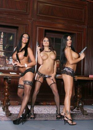 Audrey Bitoni, Eva Angelina, Mikayla - Галерея 3445720 - фото 3