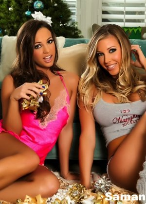 Abigail Mac, Samantha Saint - Галерея 3482862
