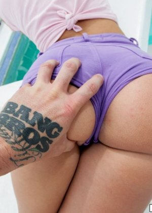 Большая красивая жопа Джесси Роджерс - фото 7