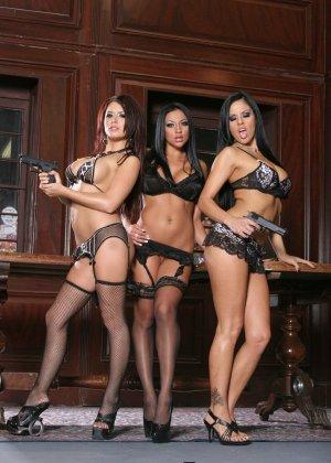 Audrey Bitoni, Eva Angelina, Mikayla - Галерея 3445720 - фото 4