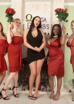 Sabina Leigh, Gianna Michaels, Panther, Tera Cox, April Mckenzie, Gianna Rossi - Галерея 3445078 - фото 6