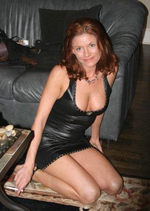 Люцилла хранит большую коллекцию фотографий, на которых она всегда очень сексуальна - фото 34