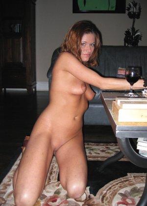 Люцилла хранит большую коллекцию фотографий, на которых она всегда очень сексуальна - фото 60