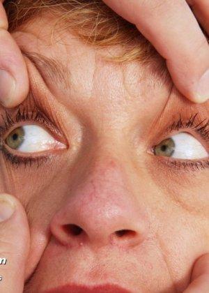 Женщина приходит к врачу и получает детальный осмотр всех частей своего тела - фото 3- фото 3- фото 3