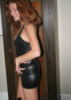 Люцилла хранит большую коллекцию фотографий, на которых она всегда очень сексуальна - фото 29