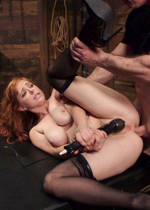 Пенни Пакс становится сексуальной подчиненной развратного мужчины и согласна на всяческие унижения - фото 18