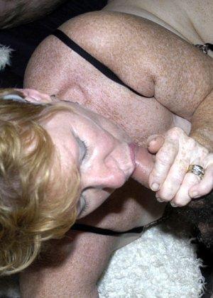 Женушки были оттраханы по полной - фото 11