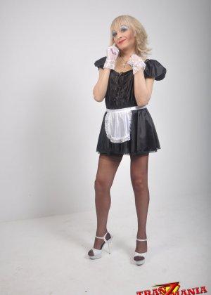 Транс носит женскую одежду - фото 8