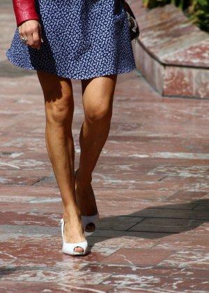 Зрелые женщины показывают, что они следят за модой и знают, как выглядеть эффектно всегда - фото 20
