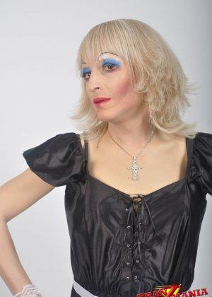 Транс носит женскую одежду - фото 3
