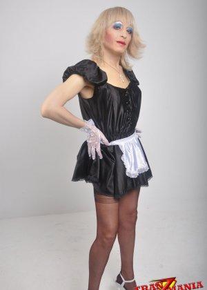 Транс носит женскую одежду - фото 6