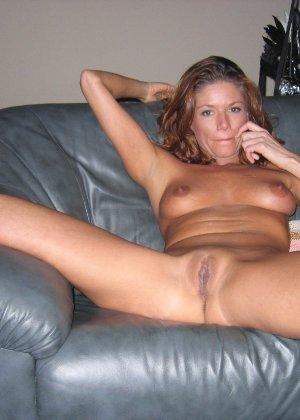 Люцилла хранит большую коллекцию фотографий, на которых она всегда очень сексуальна - фото 50