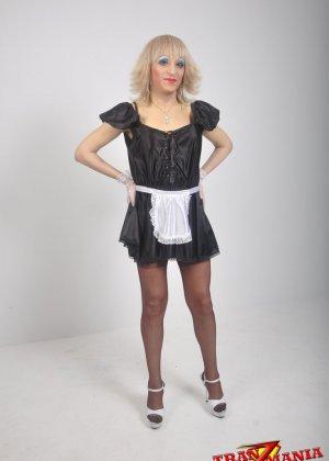 Транс носит женскую одежду - фото 1