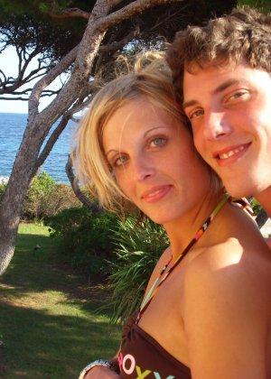Катрин вместе со своим парнем устраивают себе шикарный отпуск и в это время делают красивые снимки - фото 3