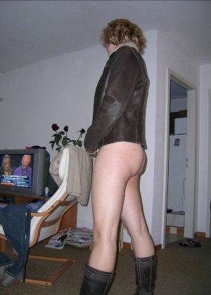 Опытная сучка знает, как возбудить мужчину и не знает границ  в соблазнении – она великолепна - фото 21